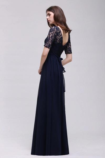 Fascinating Jewel Chiffon A-line Evening Dress_11