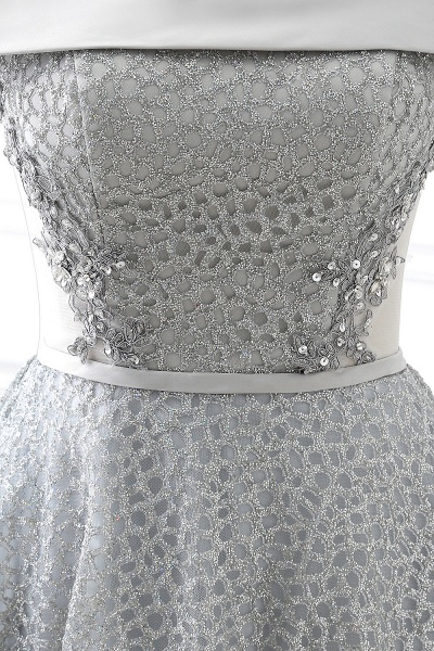 ANGELA   A-line Short Sequins Lace up Homecoming Dress With Beading_6