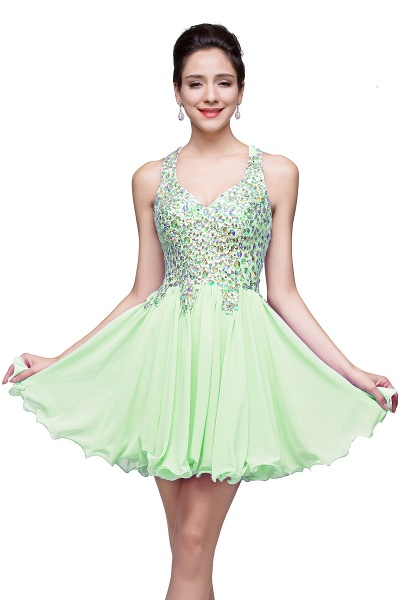 ELIANNA | A-line Sweetheart Short Sleeveless Chiffon Prom Dresses with Crystal Beads_6
