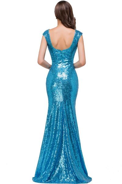 EVELYNN | Mermaid Floor-Length Sleeveless Scoop Sequins Prom Dresses_3