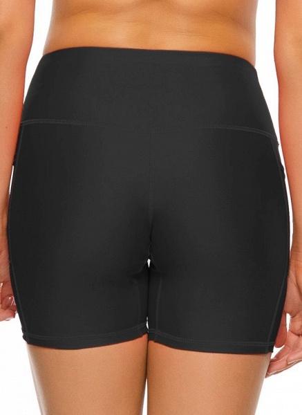 Women's Casual Nylon Spandex Yoga Bottoms Fitness & Yoga_4