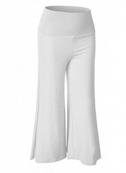 Women's Casual Polyester Yoga Pants Fitness & Yoga_4