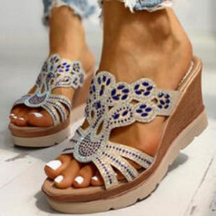 Women's Heels Wedge Heel Sandals_1