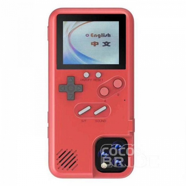 Gameboy iPhone Case with 36 Classic Games(Buy 2 Get Extra $5 OFF and Free Shipping, Code: OP5)_4