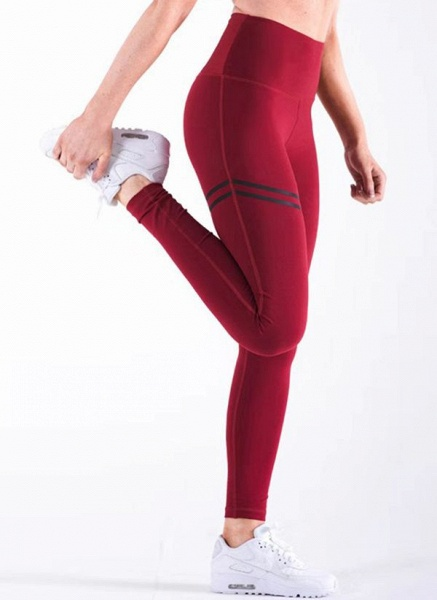Women's Athletic Sexy Polyester Yoga Bottoms Fitness & Yoga_4