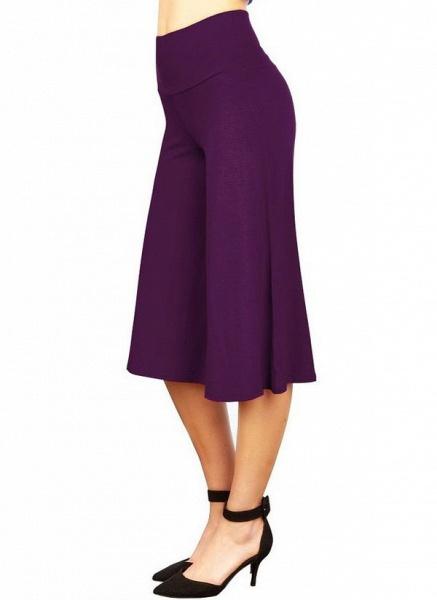 Women's Casual Polyester Yoga Pants Fitness & Yoga_8