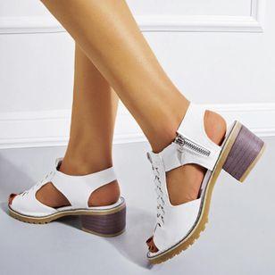 Women's Slingbacks Heels Chunky Heel Sandals_2