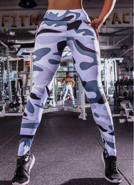 Women's Athletic Casual Sporty Polyester Fitness Pants Fitness & Yoga_5