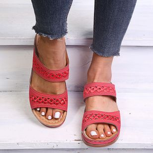 Women's Flats Flat Heel Sandals Platforms_4