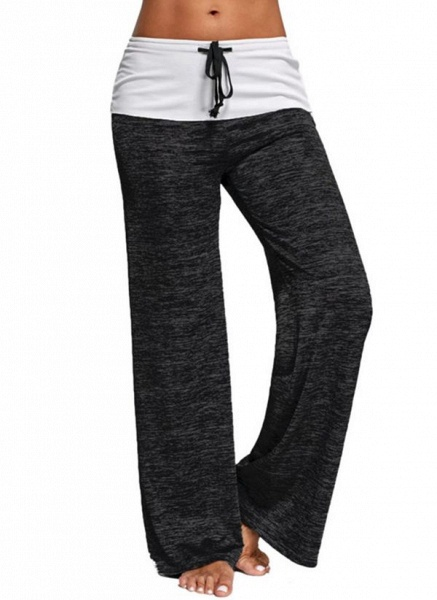 Women's Athletic Casual Sporty Fashion Polyester Yoga Pants Fitness & Yoga_3