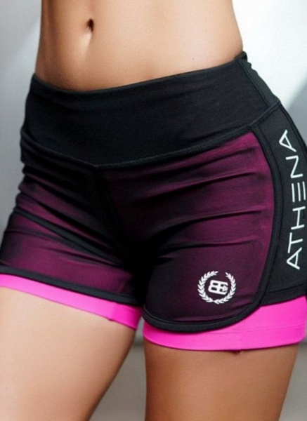 Women's Athletic Casual Sporty Polyester Yoga Leggings Fitness & Yoga_6