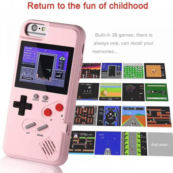Gameboy iPhone Case with 36 Classic Games(Buy 2 Get Extra $5 OFF and Free Shipping, Code: OP5)_8