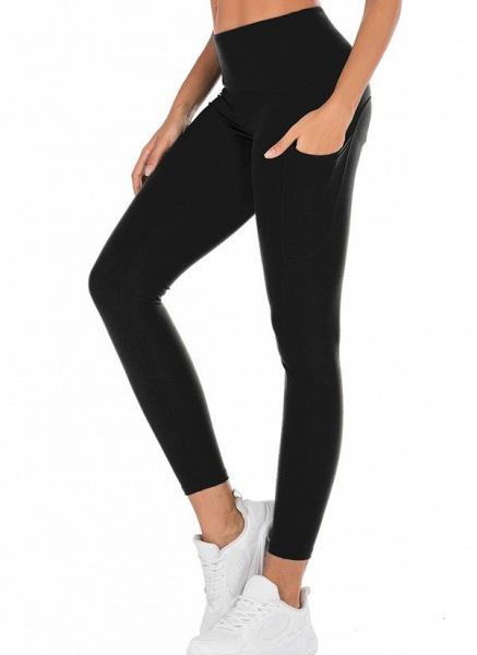Women's Casual Polyester Yoga Leggings Fitness & Yoga_6
