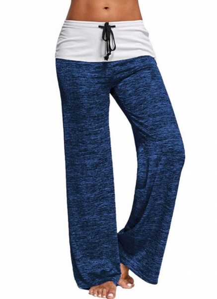 Women's Athletic Casual Sporty Fashion Polyester Yoga Pants Fitness & Yoga_4