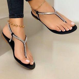 Women's Flip-Flops Flat Heel Sandals_3
