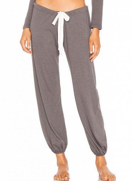 Women's Athletic Casual Cotton Blends Yoga Bottoms Fitness & Yoga_3