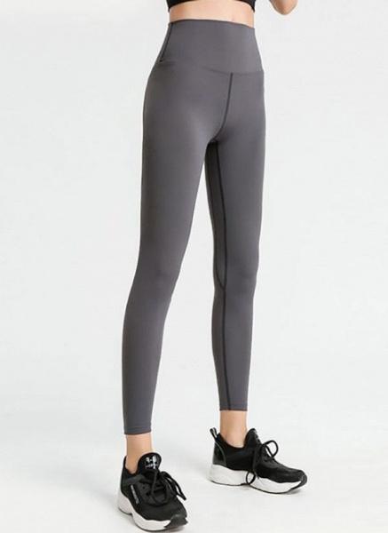 Women's Casual Nylon Yoga Leggings Fitness & Yoga_4