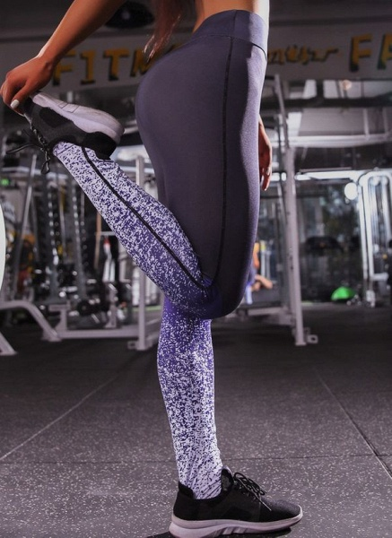Women's Athletic Casual Polyester Spandex Fitness Pants Fitness & Yoga_7