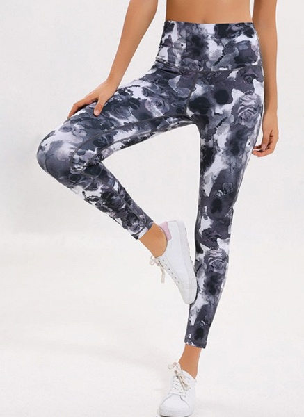 Women's Athletic Casual Polyester Yoga Pants Fitness & Yoga_2