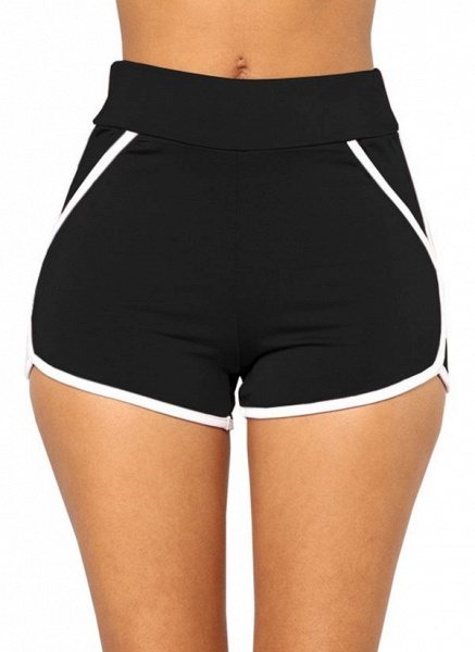 Women's Athletic Casual Polyester Fitness Pants Fitness & Yoga_4