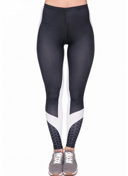Women's Casual Polyester Yoga Pants Fitness & Yoga_3