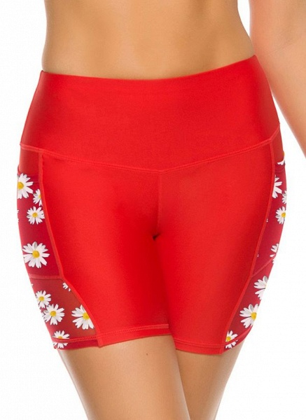 Women's Casual Nylon Spandex Yoga Bottoms Fitness & Yoga_9