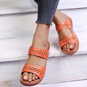 Women's Flats Flat Heel Sandals Platforms_6