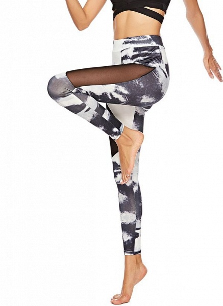 Women's Sexy Polyester Yoga Bottoms Fitness & Yoga_2