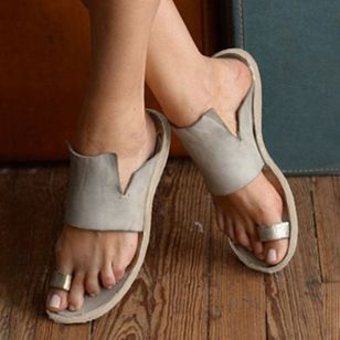 Women's Flats Flat Heel Sandals_1
