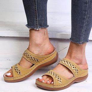 Women's Flats Flat Heel Sandals Platforms_3