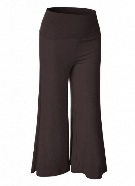 Women's Casual Polyester Yoga Pants Fitness & Yoga_6