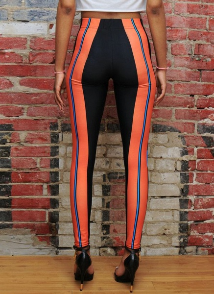 Women's Athletic Sporty Fashion Polyester Fitness Clothing Suit Fitness & Yoga_4