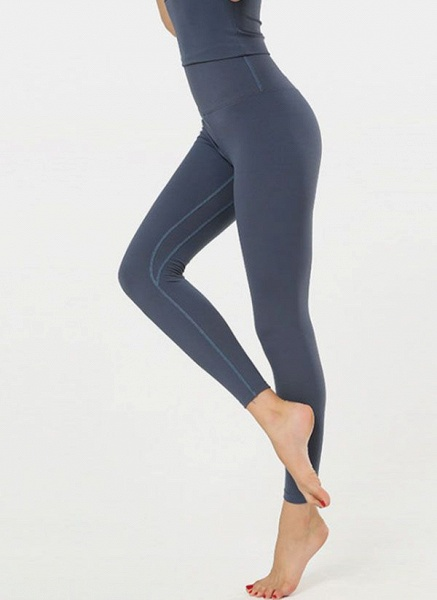 Women's Casual Nylon Yoga Leggings Fitness & Yoga
