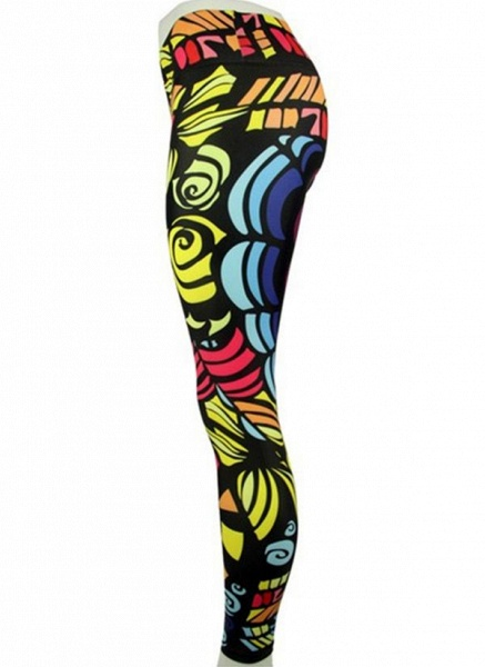 Women's Athletic Casual Polyester Yoga Bottoms Fitness & Yoga_1