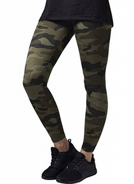 Women's Athletic Casual Sporty Polyester Yoga Pants Fitness & Yoga_1