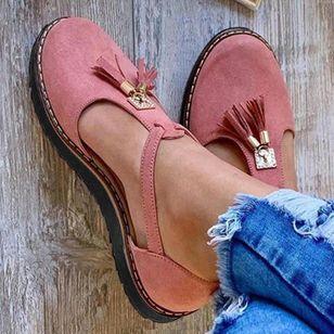 Women's Closed Toe Flat Heel Sandals_6