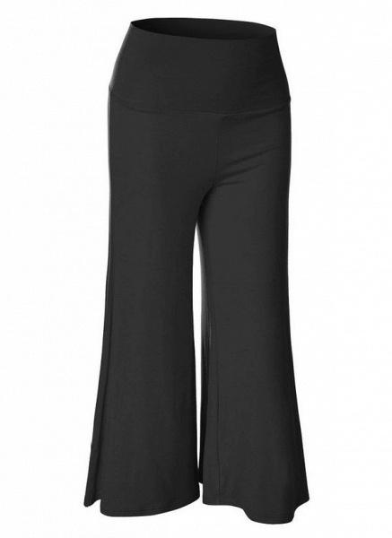 Women's Casual Polyester Yoga Pants Fitness & Yoga_5