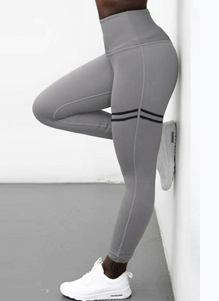 Women's Athletic Sexy Polyester Yoga Bottoms Fitness & Yoga_3