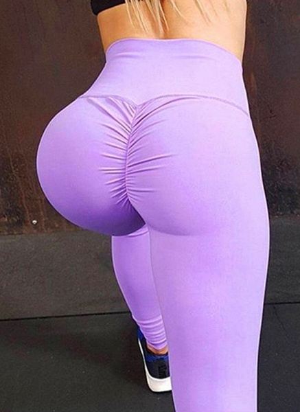 Women's Athletic Casual Sexy Sporty Cotton Blends Yoga Pants Fitness & Yoga_4