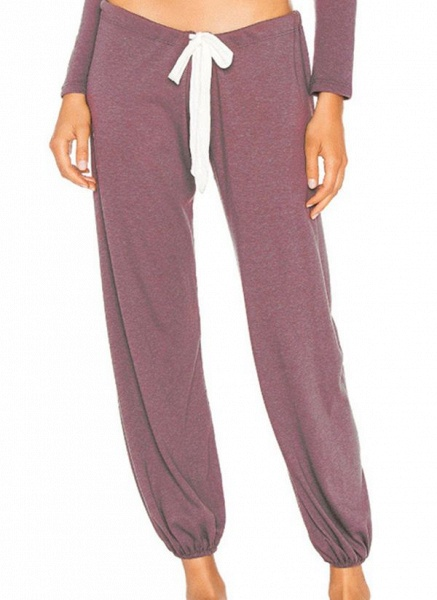 Women's Athletic Casual Cotton Blends Yoga Bottoms Fitness & Yoga_5