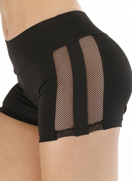 Women's Athletic Casual Sporty Polyester Yoga Bottoms Fitness & Yoga_2