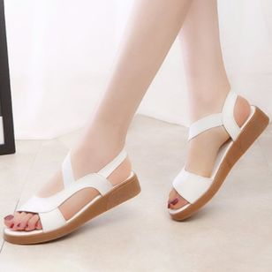 Women's Slingbacks Flat Heel Sandals_2