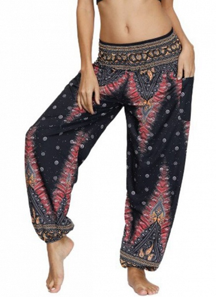 Women's Casual Polyester Yoga Clothing Suit Fitness & Yoga_8