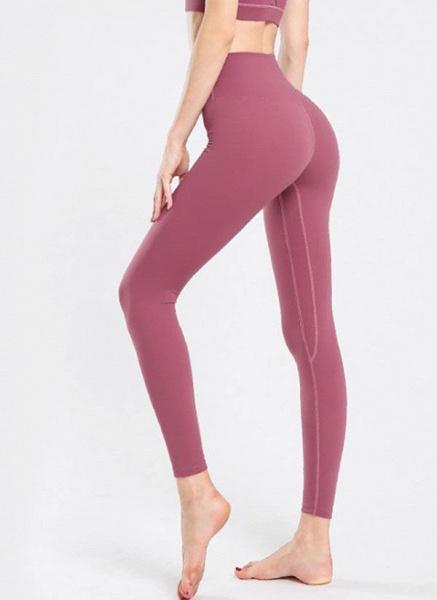 Women's Casual Nylon Yoga Leggings Fitness & Yoga_2
