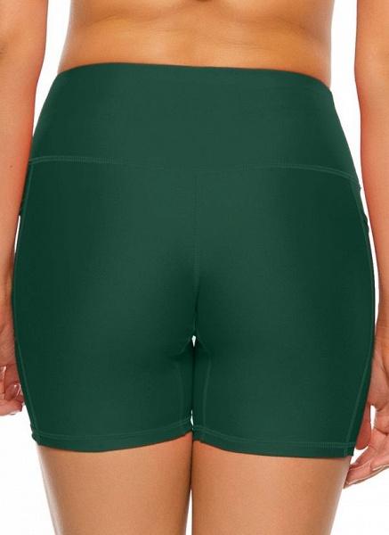 Women's Casual Nylon Spandex Yoga Bottoms Fitness & Yoga_2