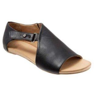 Women's Buckle Flats Flat Heel Sandals_2