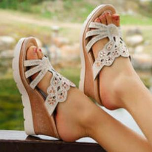Women's Heels Wedge Heel Sandals_2