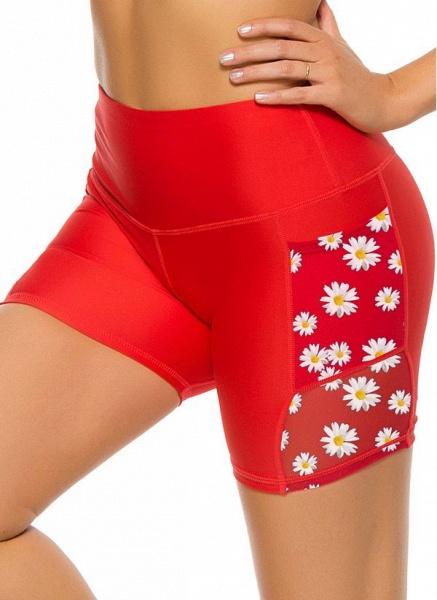 Women's Casual Nylon Spandex Yoga Bottoms Fitness & Yoga_5
