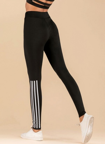 Women's Athletic Casual Basic Sporty Polyester Yoga Leggings Fitness & Yoga_2