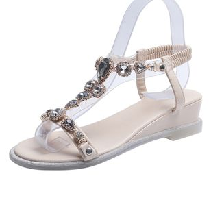 Women's Buckle Slingbacks Low Heel Sandals_2